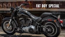 2014 Harley-Davidson Softail Fat Boy Special