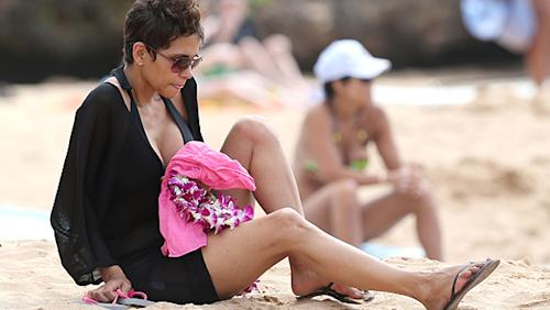 Halle Berry Pregnant, Expecting First Child With Olivier Martinez