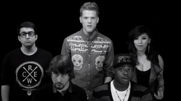 The Ultimate Sing-Off: Pentatonix Mash Up Five Musical Centuries
