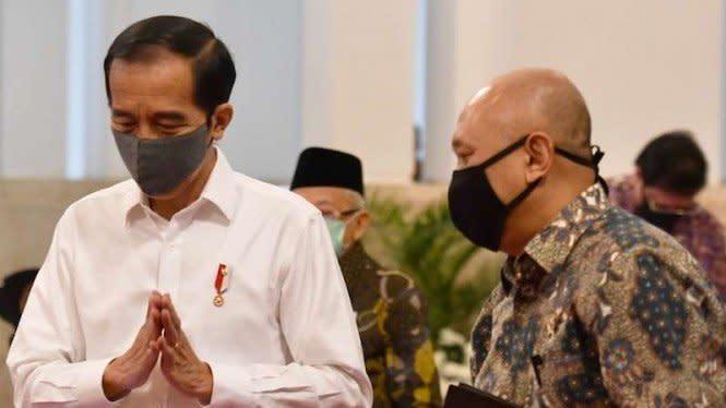 Jokowi Tugaskan Menteri Teten Datangi Garut