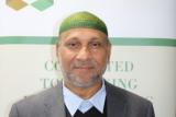 A head shot of Dr Dr Rashid Raashed.