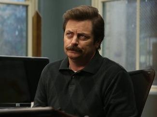 Parks and Rec Exclusive First Look: Ron Names the Most Useless Occupations, Reveals His Will