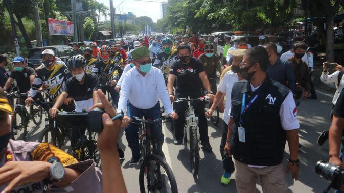 Untuk melawan Bobby-Aulia di Pilwalkot Medan, pasangan Akhyar-Salman telah mengantongi 2 dukungan partai.