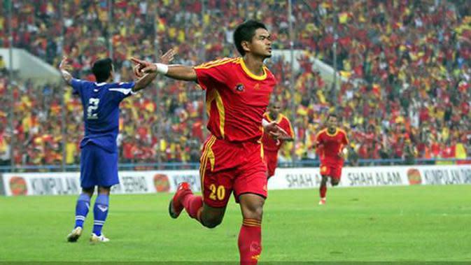 Bambang Pamungkas, meraih tiga gelar bersama Selangor FA di musim 2006. (Selangor FA)