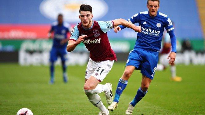 West Ham Hancurkan Leicester City di King Power Stadium