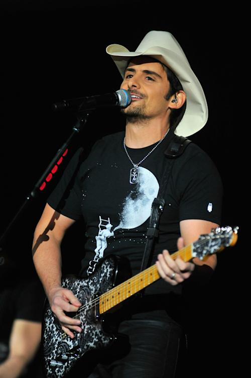 Brad Paisley Responds to 'Accidental Racist' Furor