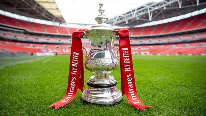 Jadwal Resmi Semifinal Piala FA: Pertarungan 4 Raksasa