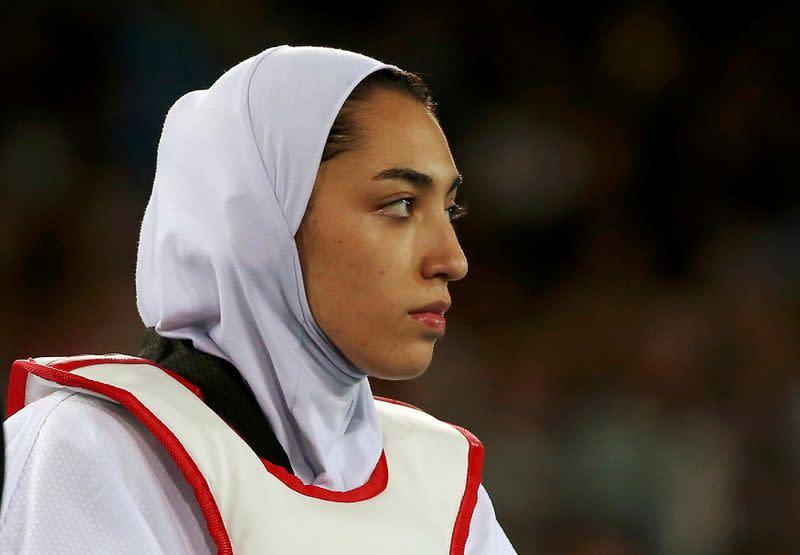 FILE PHOTO: Taekwondo - Women's -57kg Quarterfinals