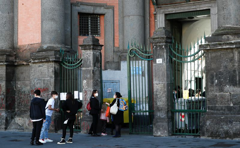 Italy to announce new COVID-19 restrictions as infections spike: PM's office
