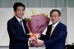 Yoshihide Suga resmi jadi Perdana Menteri Jepang yang baru
