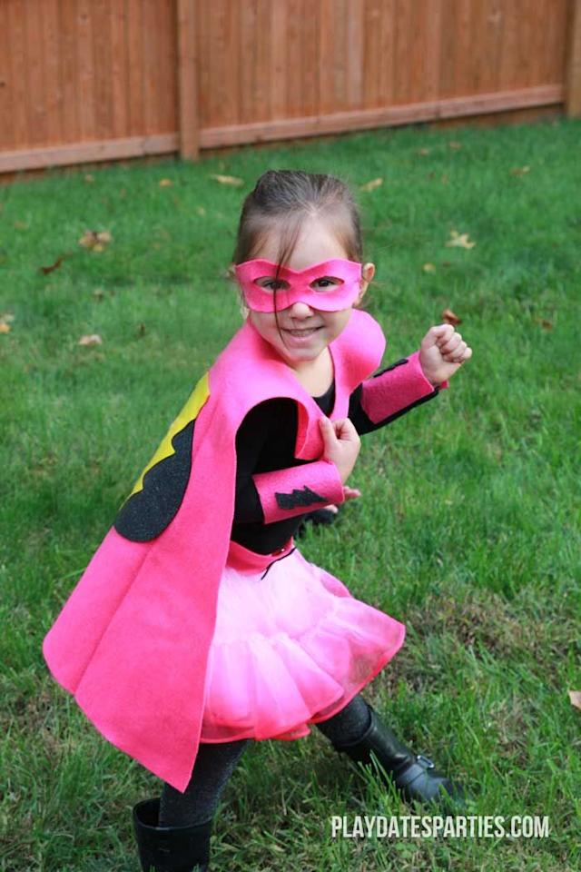 """<p>Your child will be faster than a speeding bullet—and not just because of the sugar rush!—in this Flash costume. It uses only a few supplies and the results are so adorable.</p><p><strong>Get the tutorial at <a href=""""https://playdatesparties.com/trick-or-treating-with-mouse-and/"""" target=""""_blank"""">From Play Dates to Parties</a>.</strong></p><p><strong><strong><a class=""""body-btn-link"""" href=""""https://www.amazon.com/flic-flac-inches-Assorted-Fabric-Patchwork/dp/B01GCRXBVE/?tag=syn-yahoo-20&ascsubtag=%5Bartid%7C10050.g.21345654%5Bsrc%7Cyahoo-us"""" target=""""_blank"""">SHOP FELT</a></strong><br></strong></p>"""