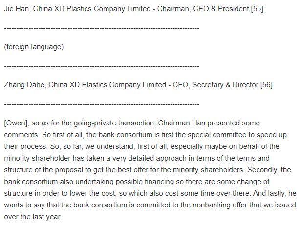 02yf Conversations China Xd Plast Dl 0001 Yahoo Finance