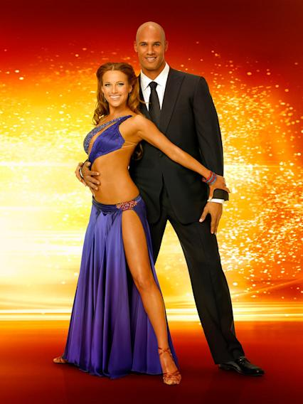 This year's NFL Man of the Year Award winner and last year's NFL Defensive Player of the Year, Jason Taylor of the Miami Dolphins teams up with professional dancer Edyta Sliwinska for Season 6 of Dancing with the Stars.