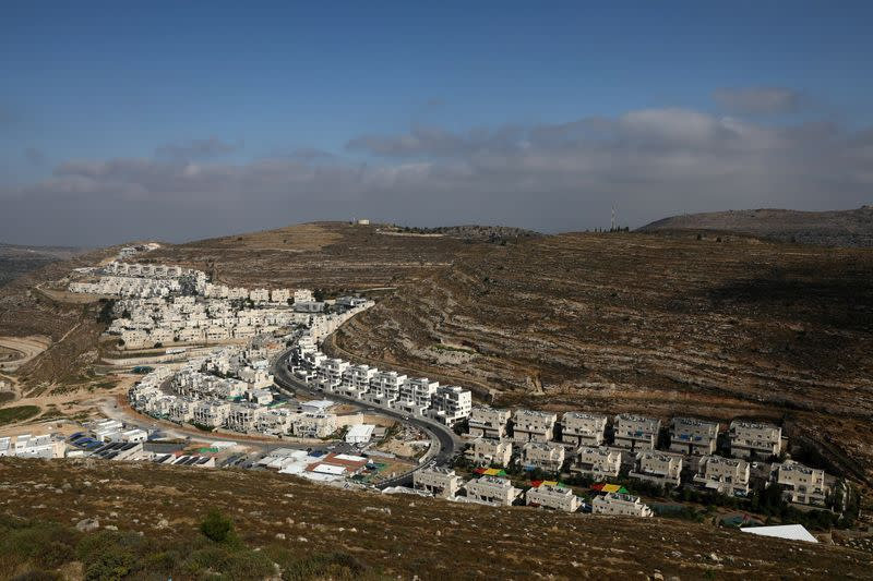 On a target date, Israel signals delay in West Bank annexation moves