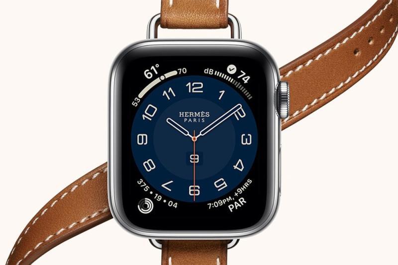 Photo credit: Apple Watch Hermès