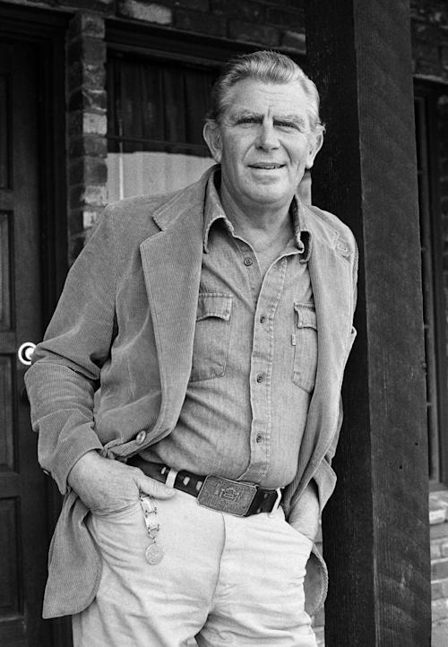 Andy Griffith dies at 86
