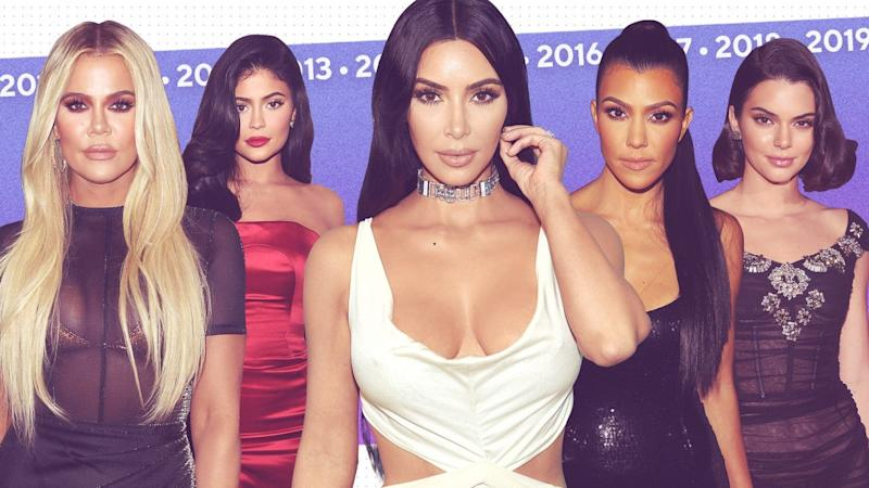Beyond Keeping Up: Looking Back at the Kardashian-Jenner Family's Decade in the Spotlight