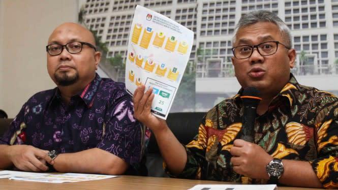 Arief Budiman Positif COVID-19, Ketua KPU Dijabat Ilham Saputra