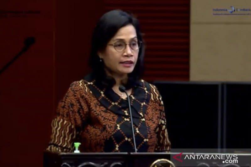 Sri Mulyani: Realisasi anggaran Program PEN capai Rp254,4 triliun