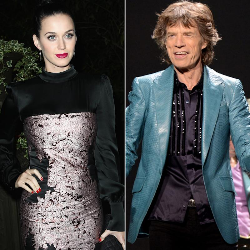 Mick vs. Katy: Did the Randy Rolling Stone Really Hit on 18-Year-Old Perry?