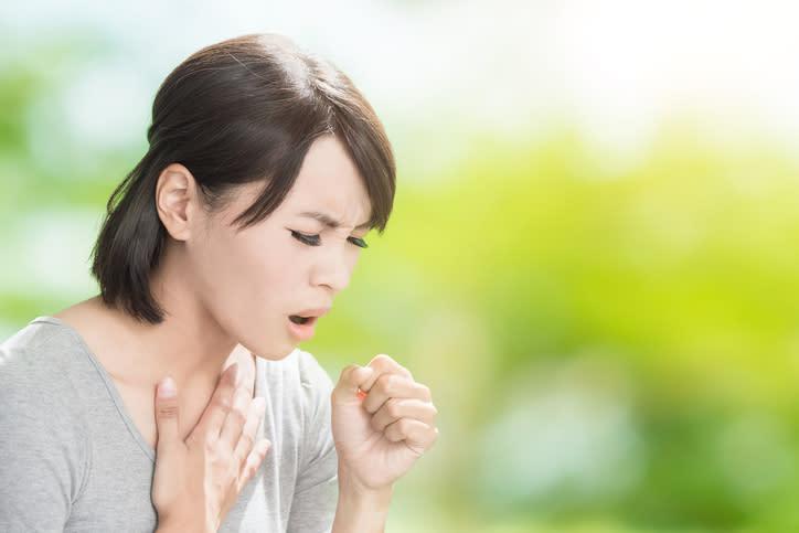一招辨別「酷酷嫂」是感冒還是過敏?牙齦腫是前兆