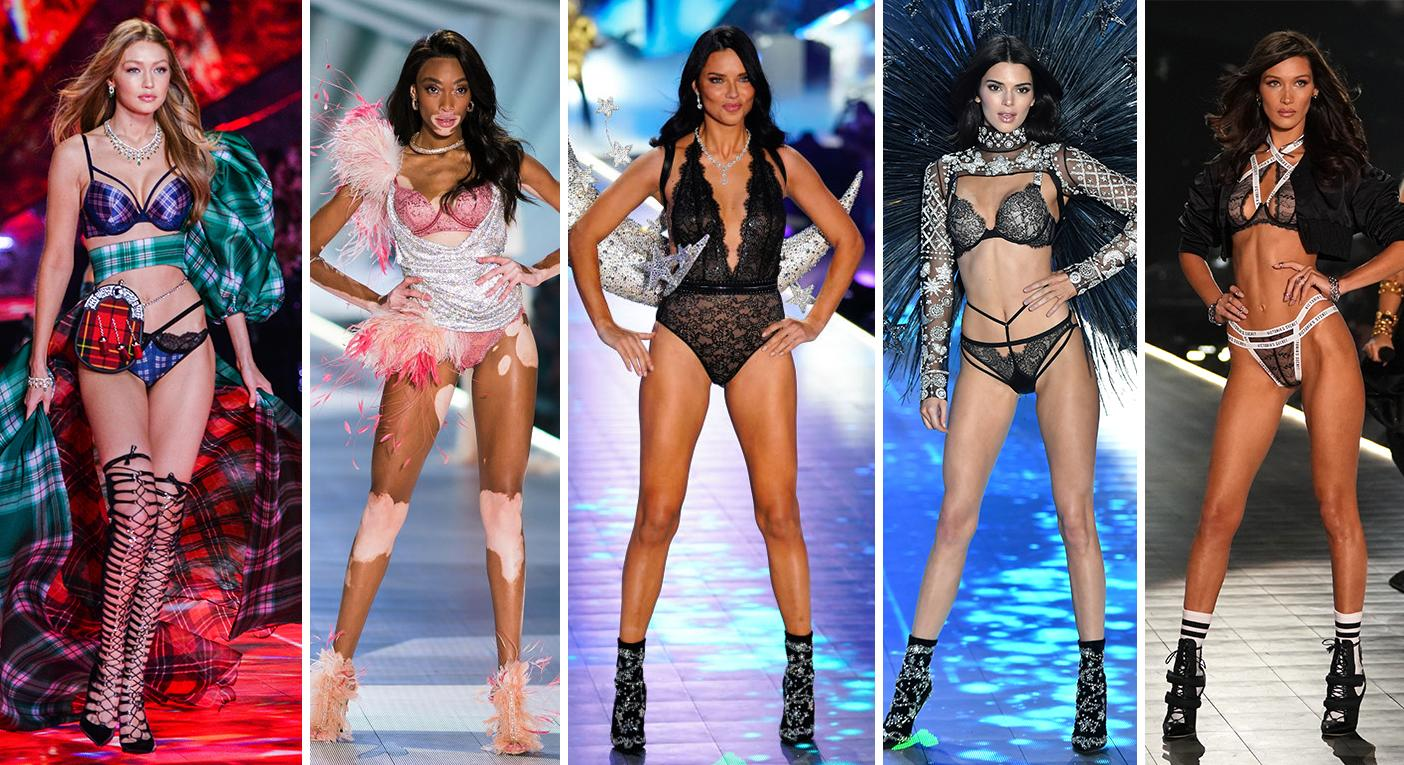 06641f3181 The Victoria s Secret Fashion Show has received its fair share of  controversy in recent years