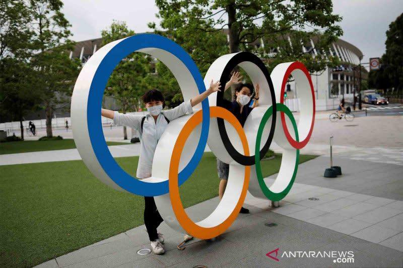 Tokyo optimistis Olimpiade sesuai jadwal berkat membaiknya situasi