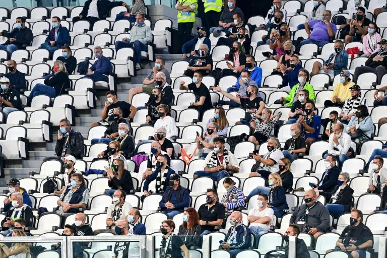 Italy set for 'gradual reopening of stadiums', says sports minister