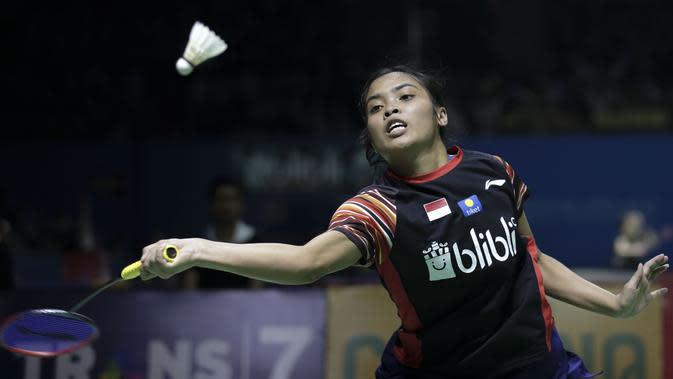 Gregoria Mariska Tunjung. (Bola.com/Peksi Cahyo)