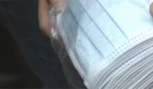 快新聞/84萬片偽MIT口罩 關務署:查無口罩國家隊