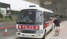 林卓廷與另外六人被控721元朗參與暴動提堂