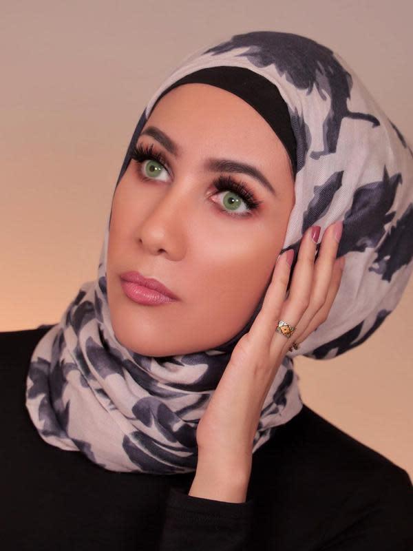 ilustrasi soft glam makeup ala suhay salim/instagram: @suhaysalim