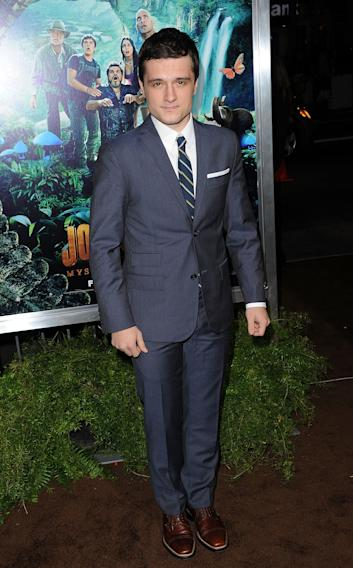 "Premiere Of Warner Bros. Pictures' ""Journey 2: The Mysterious Island"" - Arrivals"