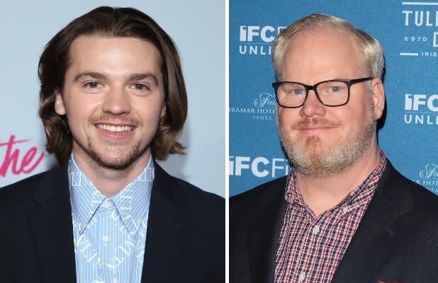 Jim Gaffigan, Joel Courtney to Star in Lionsgate's 'Jesus Revolution'