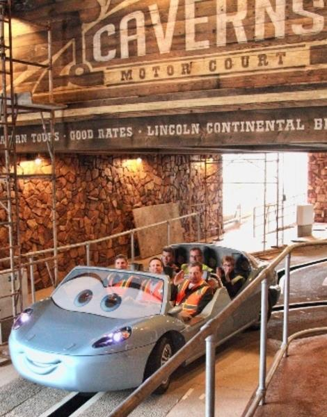 Cars Land Rides Your Kids Will Love