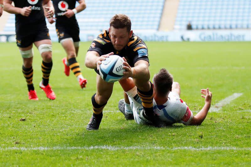 Rugby: Wasps and Bristol into playoffs, Bath must wait