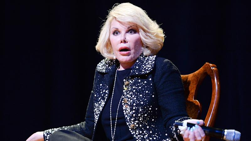 'Fashion Police' Writers Reach Out to Joan Rivers (Video)