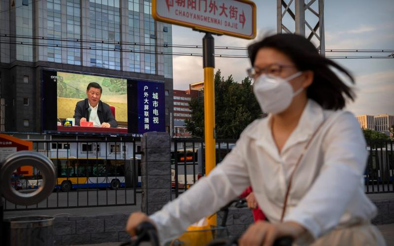 All the new infections were in Beijing - AP