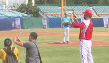 侯友宜領銜出擊 市長盃棒球賽熱血開戰