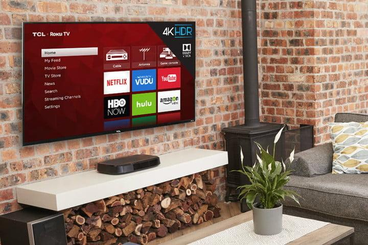 This 50 Inch Tcl 4k Tv Is On Sale For 270 At Amazon Right Now