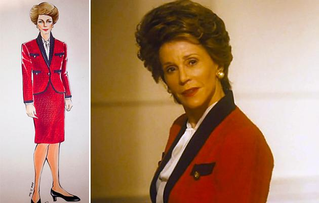 Jane Fonda, Minka Kelly Transform Into American Icons for 'The Butler'