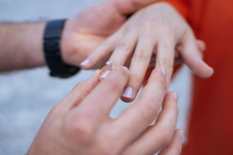 More than a proposal, it's a life long promise