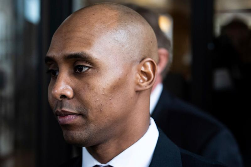 Mohamed Noor found guilty of third-degree murder of Justine Damond Ruszczyk