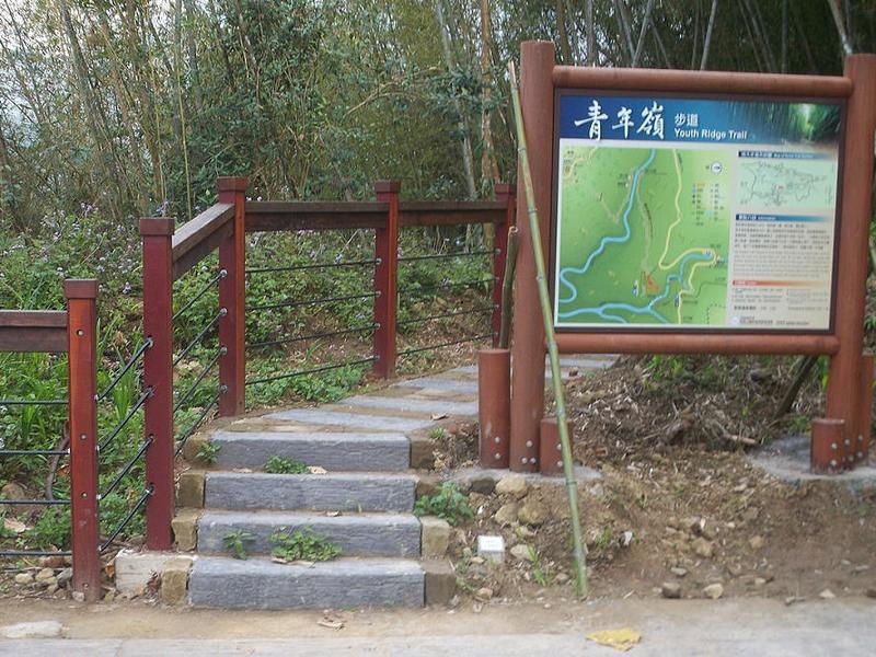 青年嶺步道