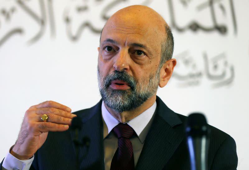 Jordan's King Abdullah accepts resignation of Prime Minister Omar al-Razzaz