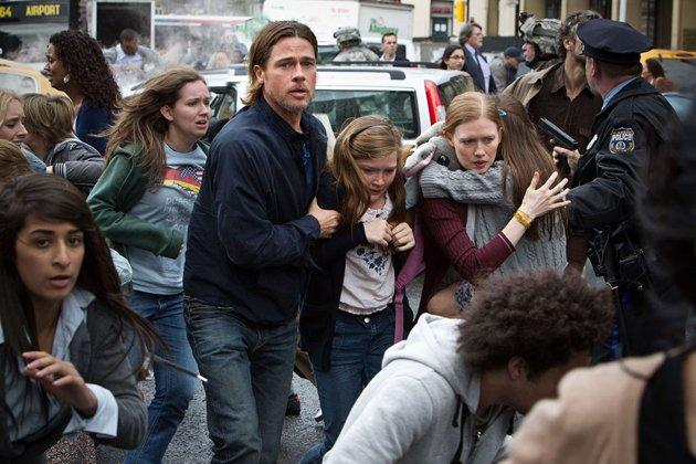 Early Review Roundup: 'World War Z' Not As Deadly As You'd Think