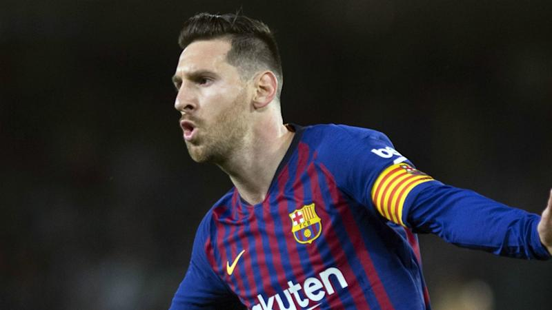 'There should be a Messi handicap!' - Liverpool legend says it is 'silly to bet against' Barcelona star