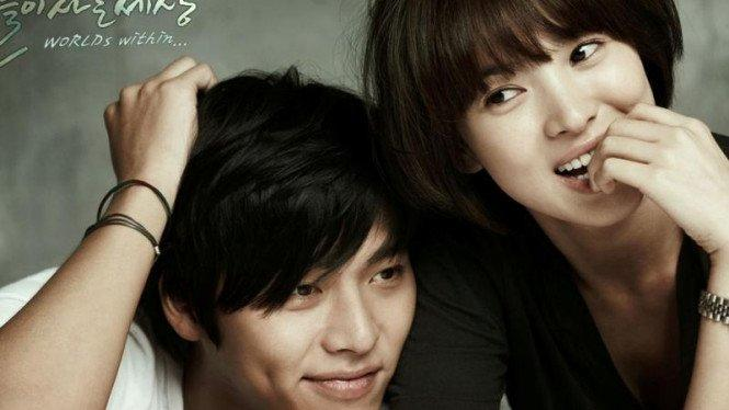 Penggemar Kumpulkan Bukti Song Hye Kyo Balikan dengan Hyun Bin