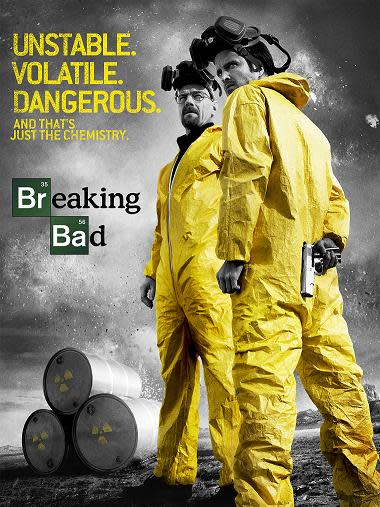 """Breaking Bad"" Season 3 Poster"