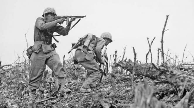 VIVA Militer: Pertempuran Okinawa